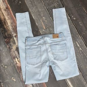 American Eagle jegging Jeans size 00